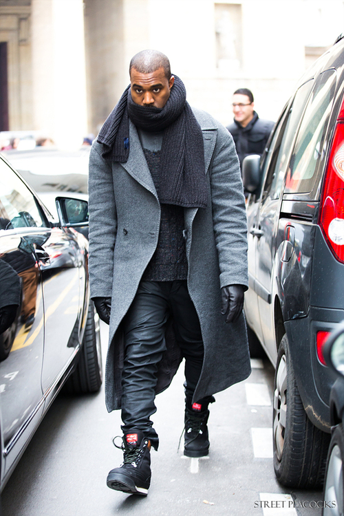 Kanye West Style Update January 2013